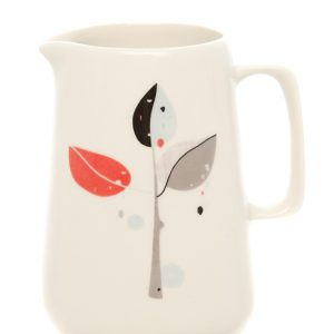 art_gallery_northumberland_alnmouth_jug_sarahheaton_leaf_ceramics_illustration_nature